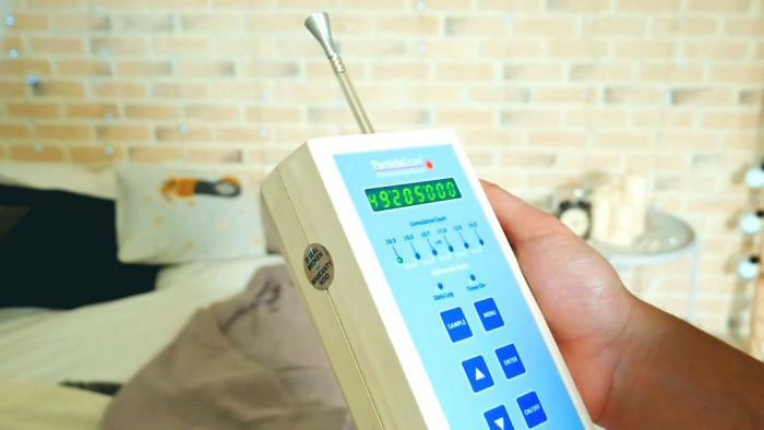 Какво представлява анализатора за алергени ParticleScan Pro?