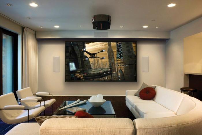 Качественият проектор ще ви осигури страхотна прожекция в домашни условия