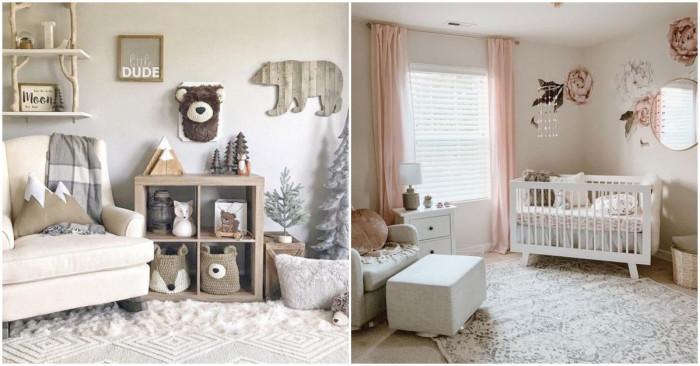 Създайте перфектната стая за вашето бебе