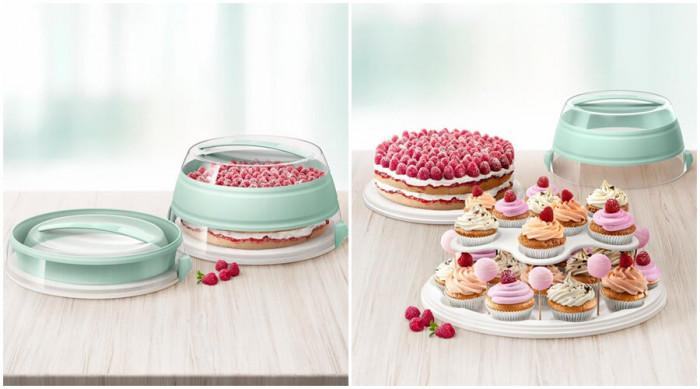 Страхотно местенце за вашите торти и сладки
