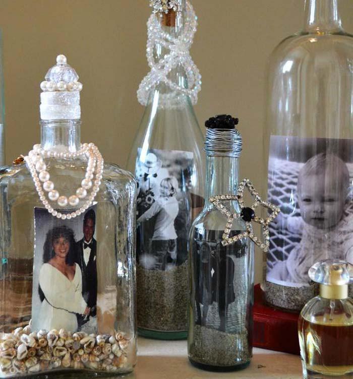 Спомени в бутилки