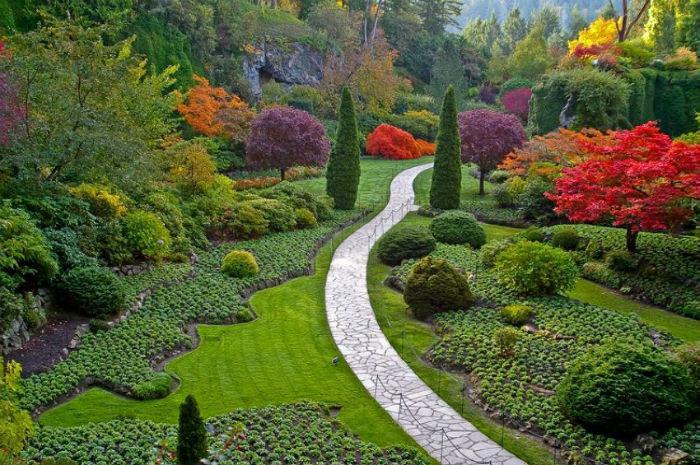 Идеи за градината-помислете за озеленяване