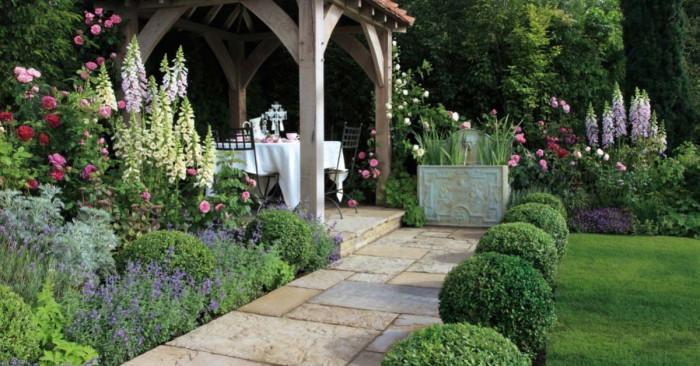 Изготвяне на план за градината