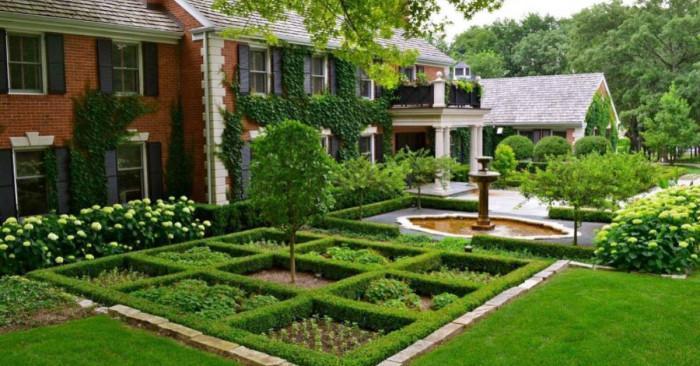 Оформяне на градината: как да я направите красива със собствените си ръце