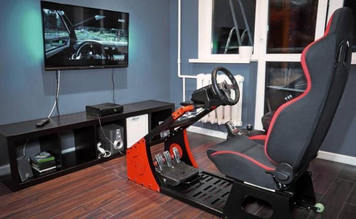 Видове геймърски столове - №2 Състезателен стол