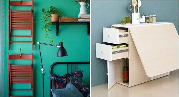 Практични и многофункционални мебели