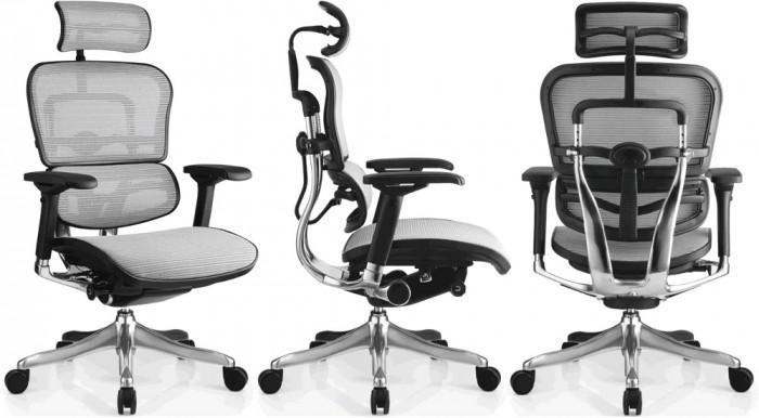 Видове геймърски столове - №4 Ергономичен стол