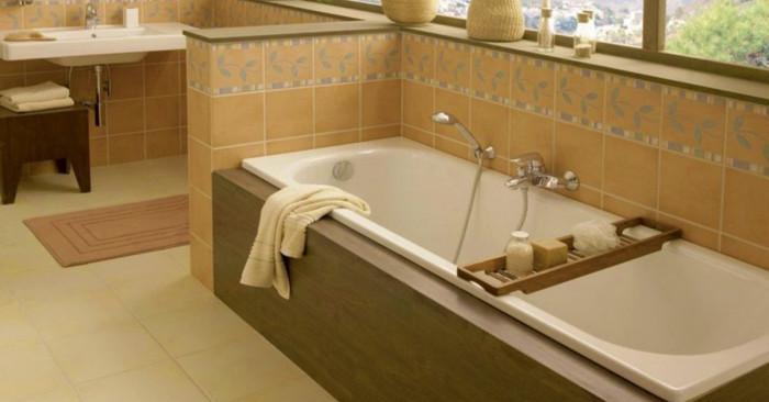 Размер на ваната
