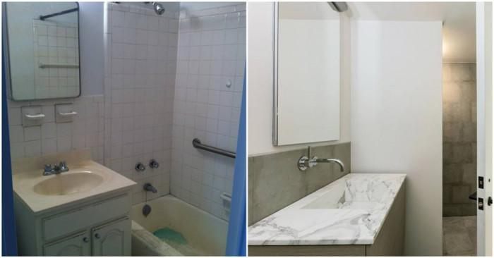 Удивително преобразяване на банята