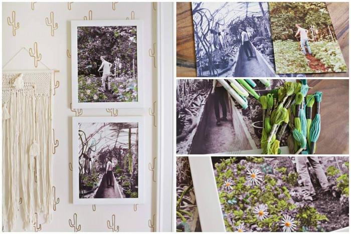 Вдъхнете нов живот на черно-белите снимки у дома