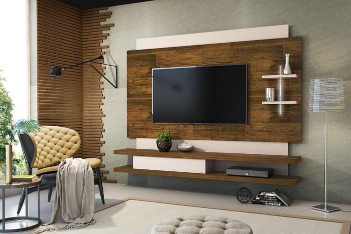 Изберете най-подходящото място за окачване на телевизора