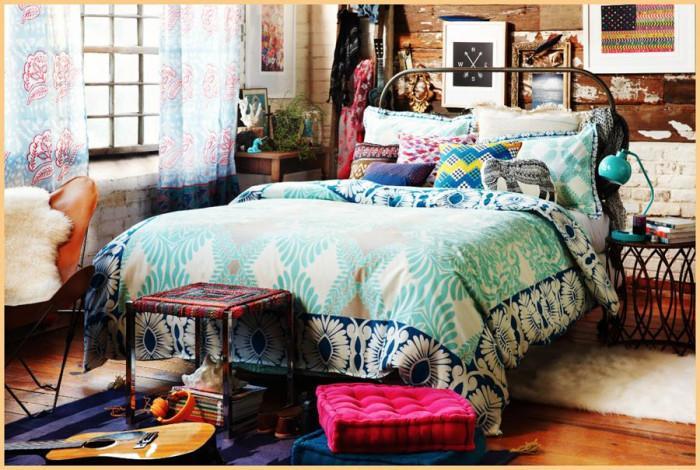 Бохемски релакс в спалнята