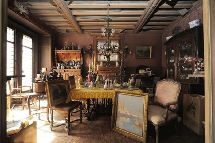 Апартамент в духа на Коко Шанел – концептуално решение