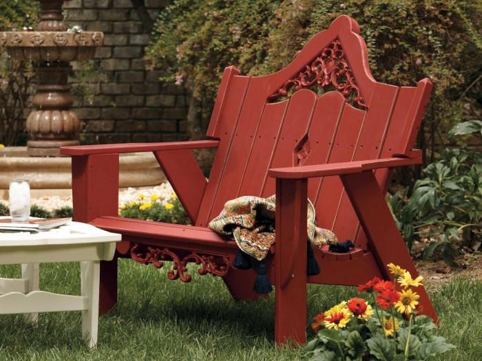 Столове за почивка на верандата, двор или тераса