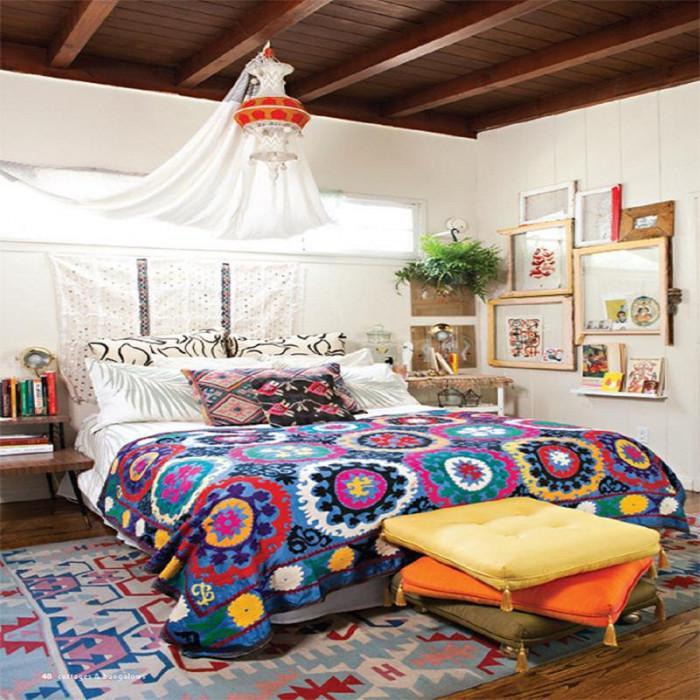 Чудесни идеи за организиране на спалнята