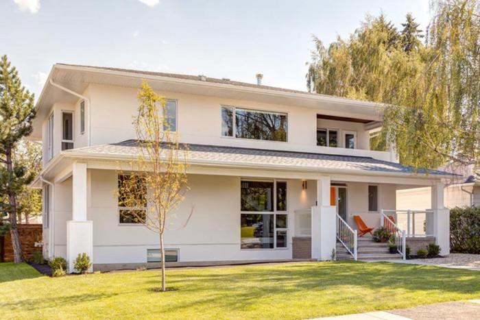 Двуетажна къща - истинска мечта