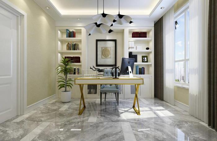 Използвайте мрамора за стените или за пода