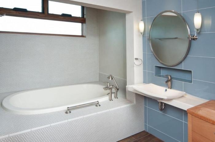 Осветление в малка баня – вземете правилно решение