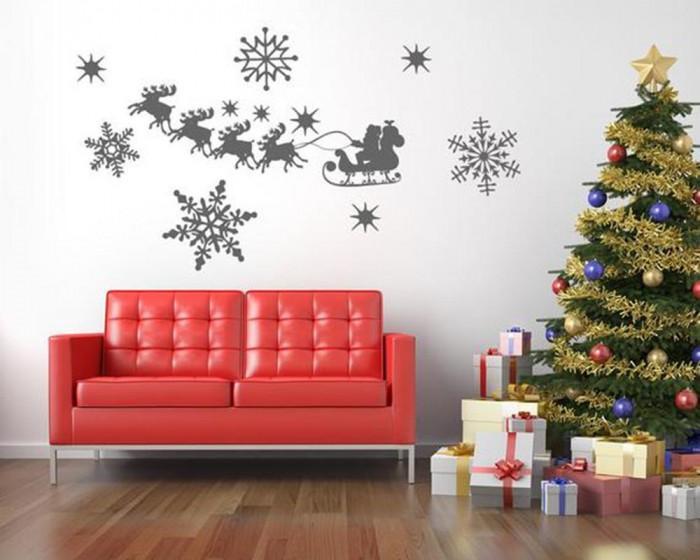 Декорации на стената – лесно, бързо и красиво