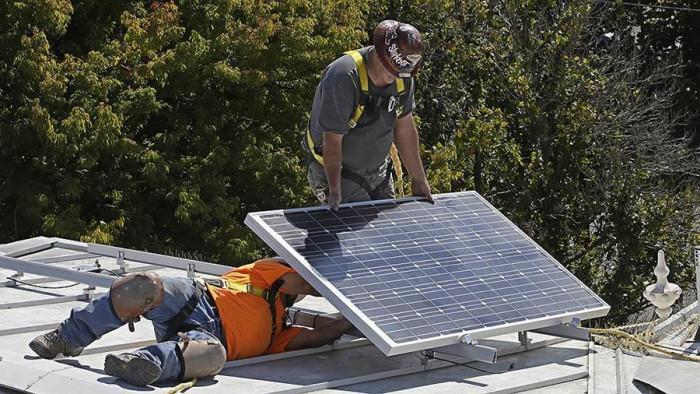 Слънчев колектор - неочаквано добро решение