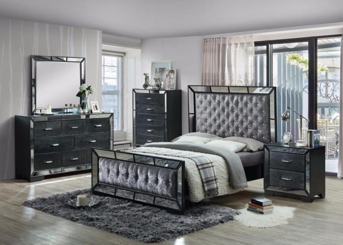 Роля на огледалото в спалнята, като декоративен елемент