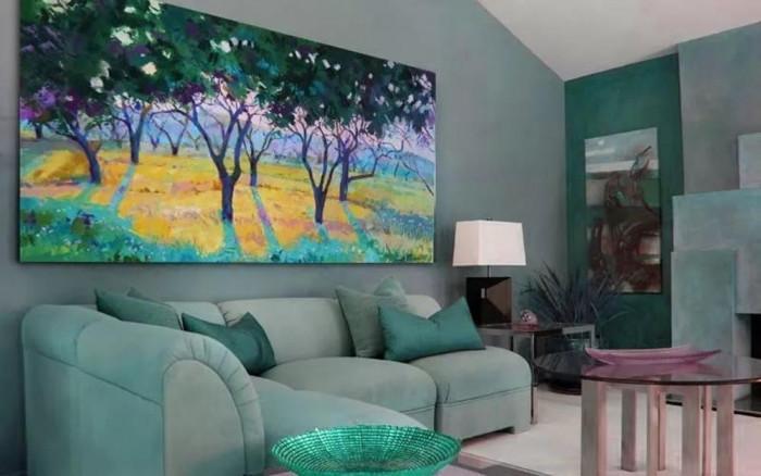 Основни функции на картините и снимките в жилището