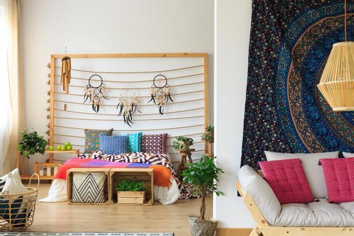Миксирайте мебели и декорации