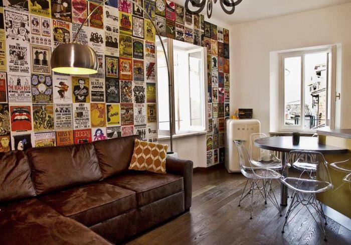 Какви мебели могат да бъдат ретро?