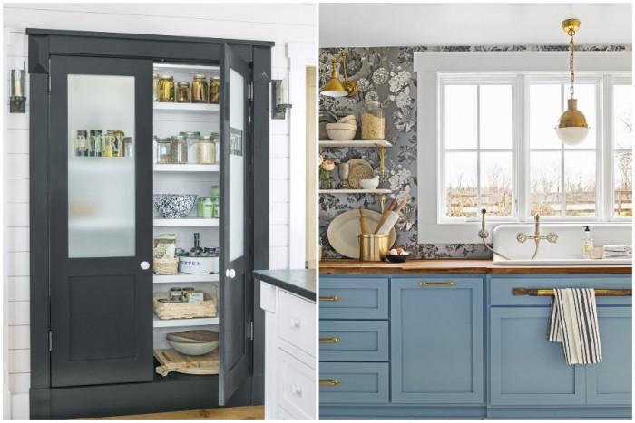 Тенденция №2 - Кухненски гардероб