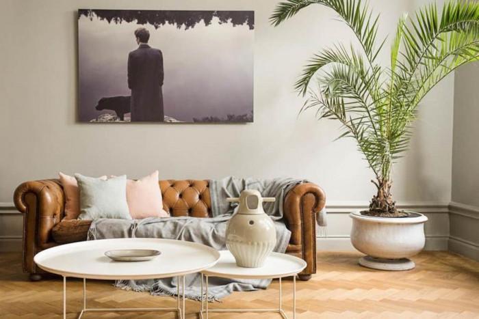 Неутрални цветове и минималистичен стил без крайности