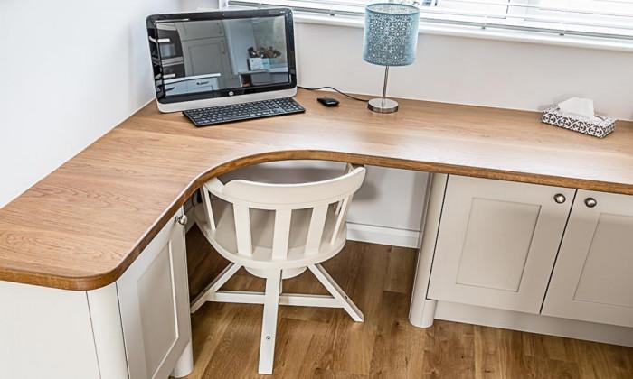 Къде да поставим бюрото си в своя офис в дома?