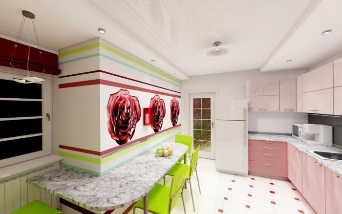 Модерна кухня в стил Фюжън – уникална индивидуалност