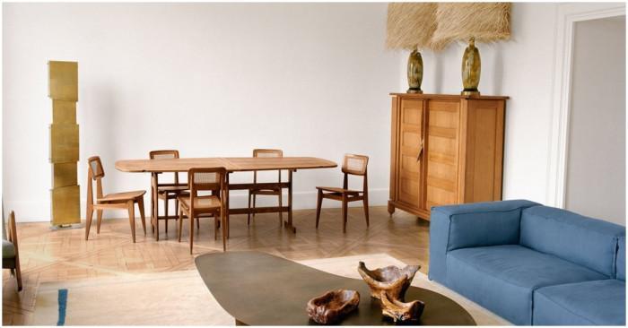 Апартамент в Париж - перфектната симбиоза между минало и настояще