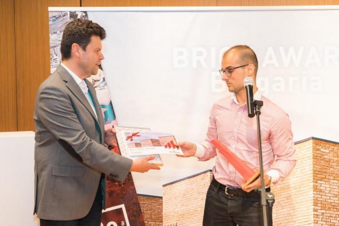 Какво представлява конкурсът Wienerberger Brick Award?