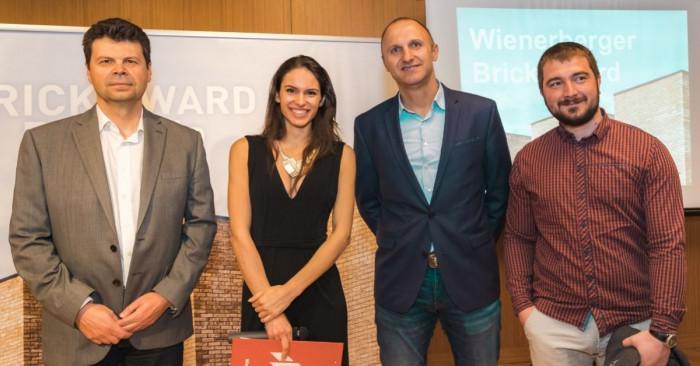Кои са отличените във Wienerberger Brick Award?