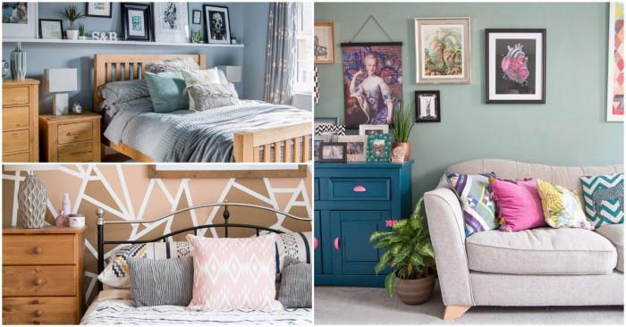 Много стилове и ексцентричност, събрани в един апартамент