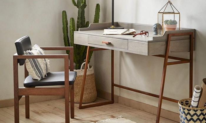 Основните мебели за офиса в дома са...