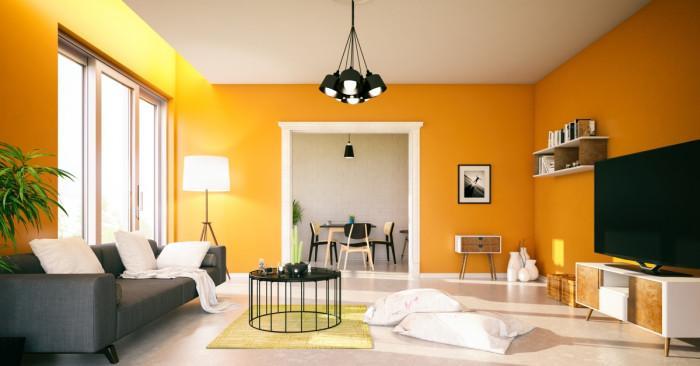 Как сами да боядисаме стените в дома си?