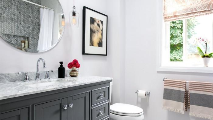 Основни правила при организиране на малка баня