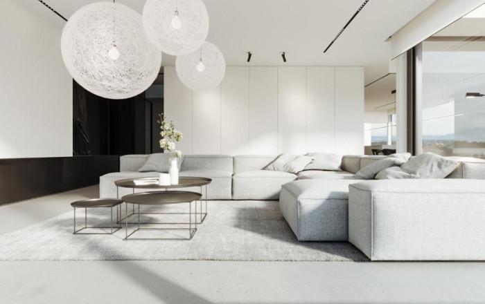Минималистични мебели