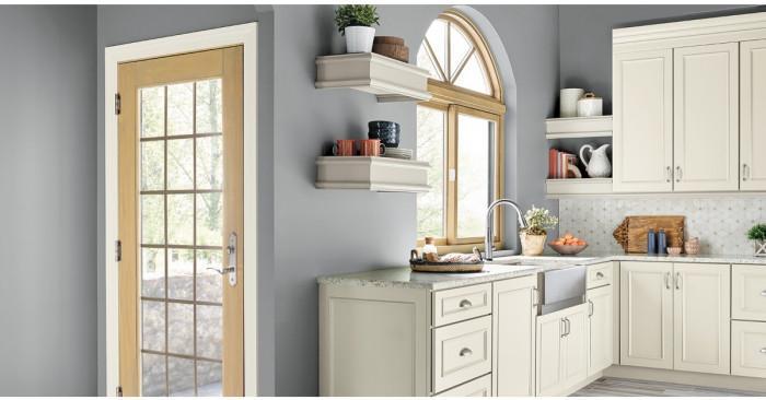Как да боядисаме кухненските шкафове?
