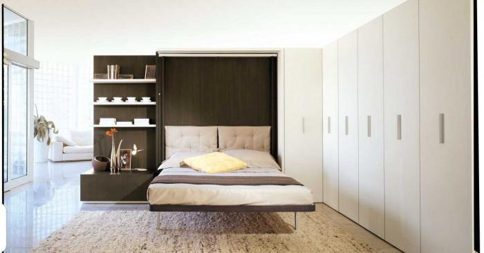 Креативни предложения за скрито легло в жилището