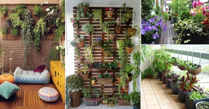 Лесни съвети как да направите балкона си чудесна градина