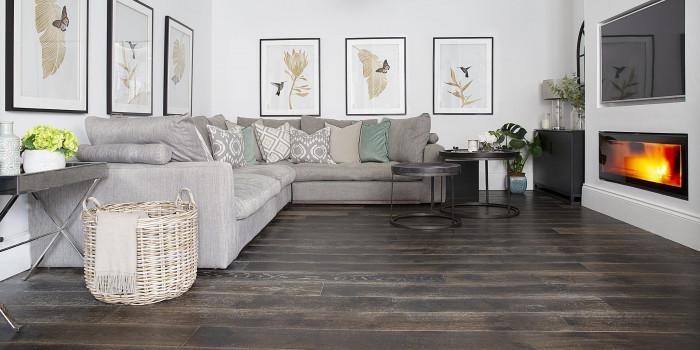 Паркет и ламинат - това са най-често срещаните материали за черен под