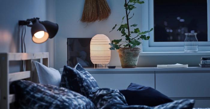 Да раздвижим мрака в спалнята с нощни лампи
