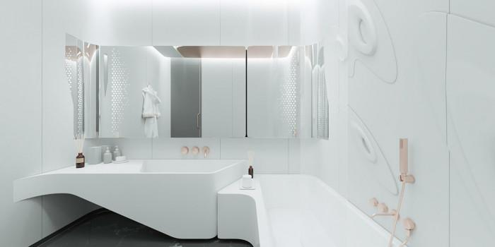 Мечтаната баня от бъдещето
