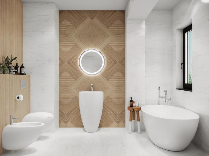 Зашеметяващ дървен дизайн