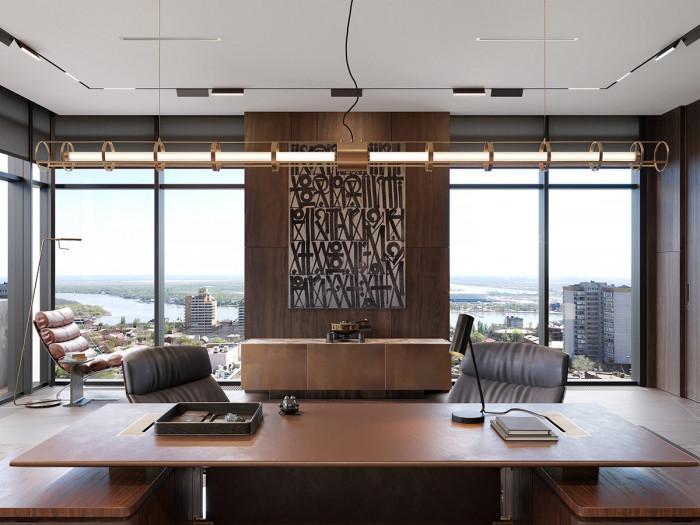 Хоум офис с неустоима гледка