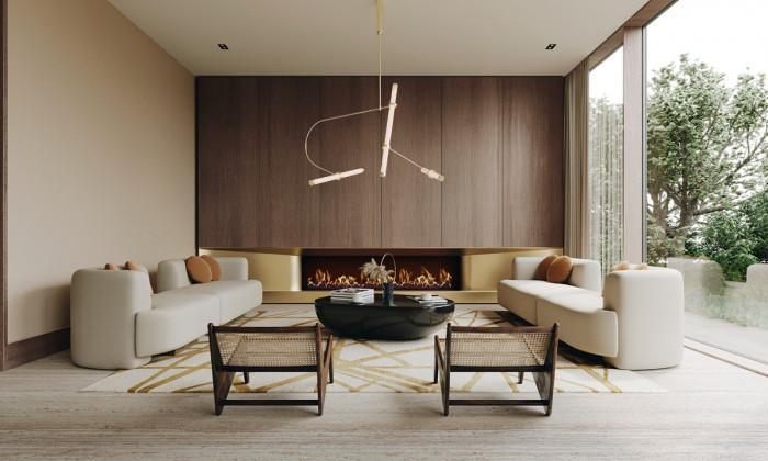 Уют и стил в дневната