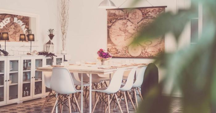 Как да изберем трапезна маса?